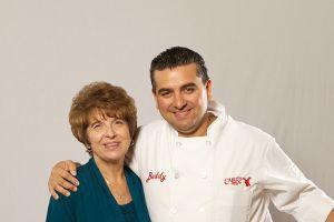 Buddy Valastro and Mom Carlos Bakery #EasyNip