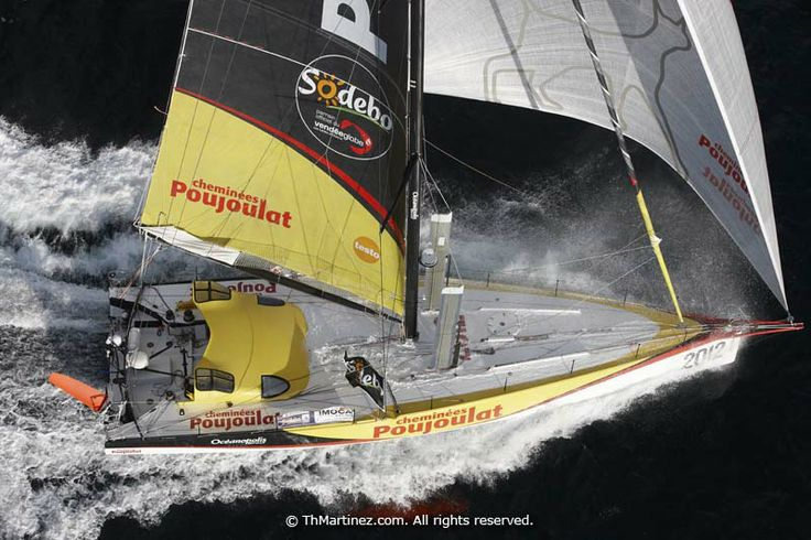 Bernard Stamm rescue: 'I swam for my life' | Yachting World