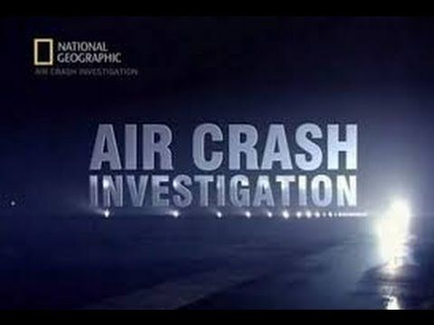 Air Crash S06E03 Special Who's Flying The Plane - YouTube