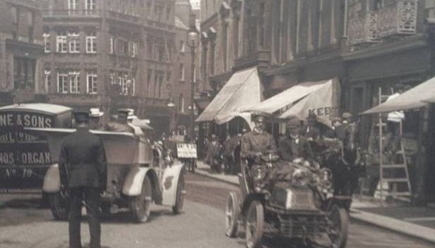 Grafton Street, #Dublin in the good ol' days! Via @kehoesdub on Twitter :) #lovedublin #olddublin