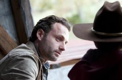 Randall's fate ... and a whole lot more on The Walking Dead    Wow. Were there tons of moments this episode. And what an ultra-cool ending and set up to next week's season finale.