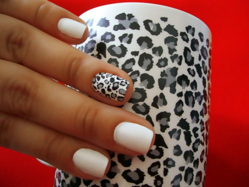 //: Cheetah, Leopard Print, Nailart, Nail Designs, Naildesign, Nails, Nail Art