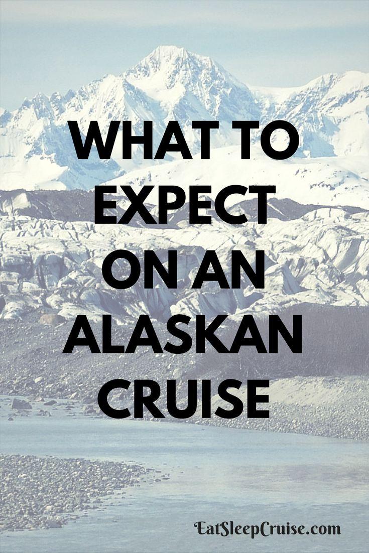 What to Expect on an Alaskan Cruise #Cruise #Alaska #AlaskanCruise