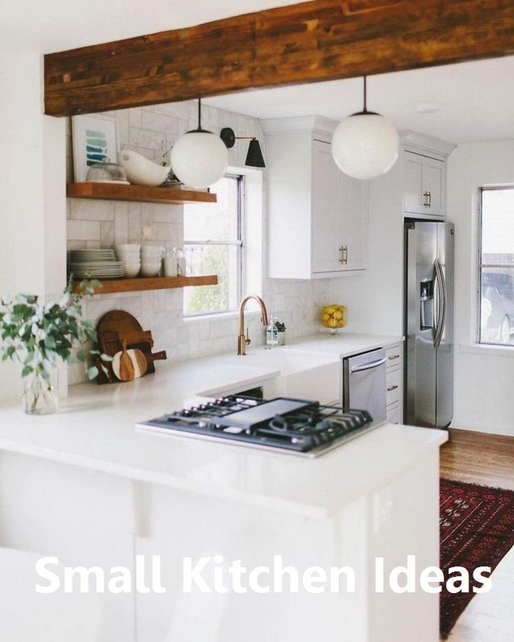 New Small Kitchen Decoration #smallkitchenideas