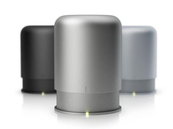 Wireless speaker. Great design.