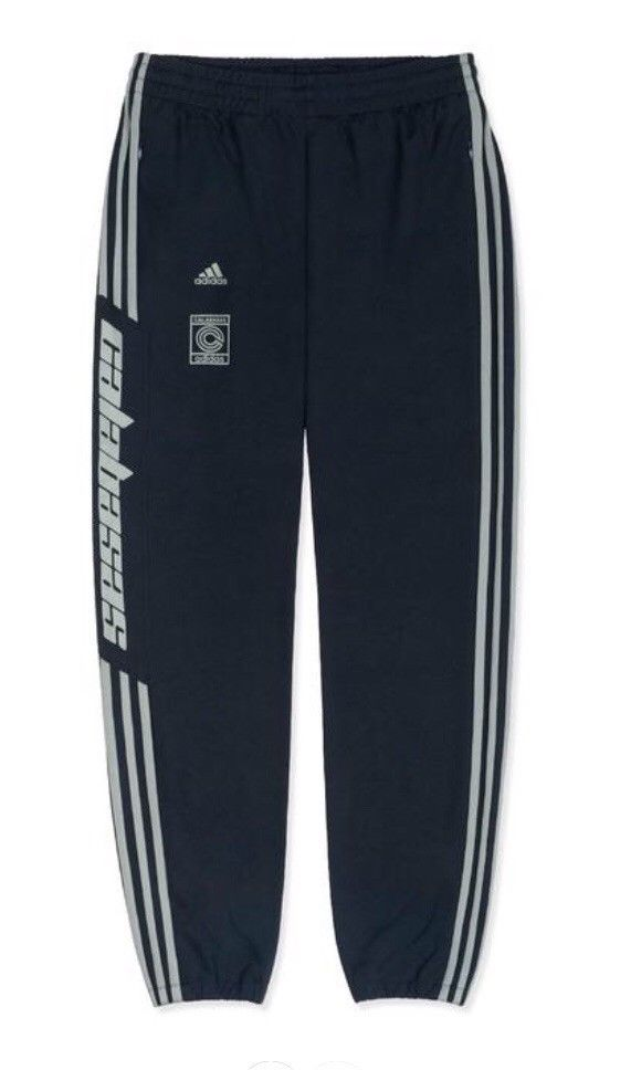menos bomba inventar  Yeezy Calabasas Ink Track Pants Brand New 100% Authentic Size Medium 1 Pair  #fashion #clothing #shoes #accessories #mensclothing #pan… | Pants, Yeezy,  Adidas yeezy