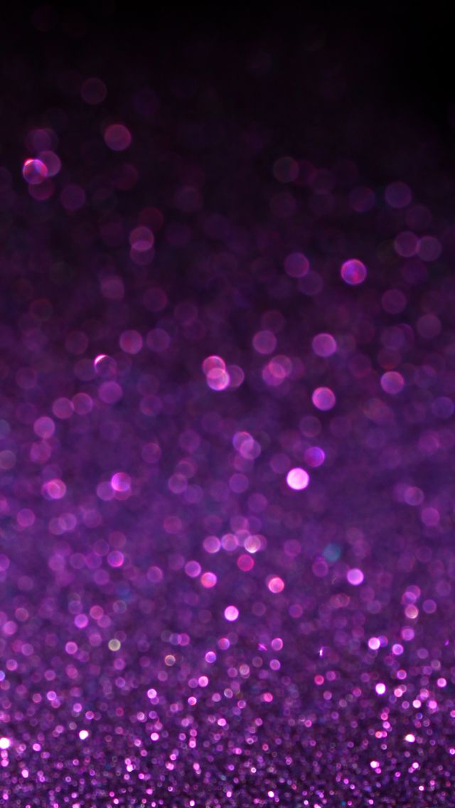 IPhone Wallpaper #holiday #shimmery #purple #glitter