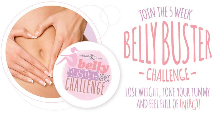 Belly Busting Challenge has launched
