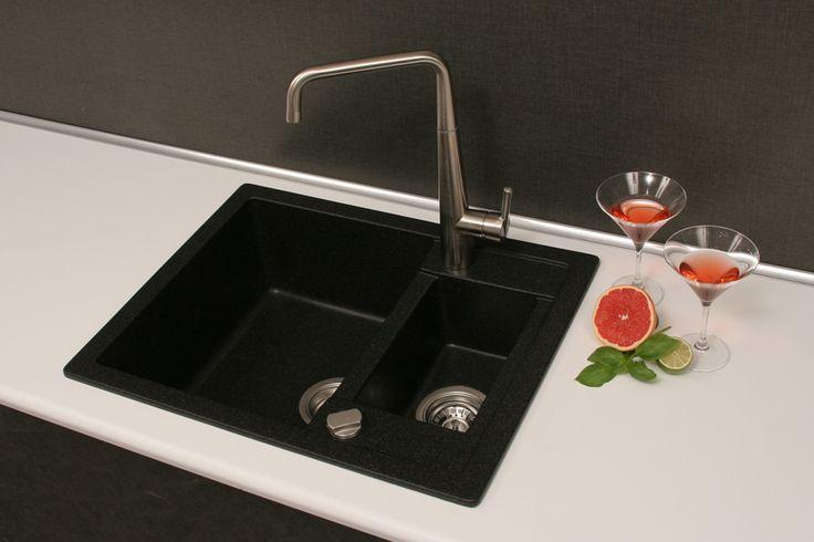 die besten 25 granitsp le ideen auf pinterest sp le granit k chensp le und sp le. Black Bedroom Furniture Sets. Home Design Ideas