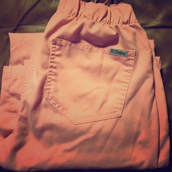 Greys Anatomy scrub pants Like new, Grey's Anatomy scrub pants! Super comfy and soft! Small in size Greys Anatomy Pants