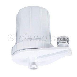 Le filtre douche Hydropure LS fonctionne sur le même principe que le filtre douche Classic. Par contre, son raccord excentré permet de l'installer sur le robinet de la douche ou de la baignoire quand la proximité de la paroi n'autorise pas le passage d'un filtre Classic. La capacité nominale de la cartouche 100 % KDF est de 55 000 litres d'eau. A découvrir sur http://www.cieleo.com/s/26176_128603_filtre-douche-anti-calcaire-anti-chlore-hydropure-ls