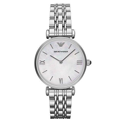 Emporio Armani Retro AR1682 Silver Watch - http://on-line-kaufen.de/emporio-armani-2/emporio-armani-retro-ar1682-silver-watch