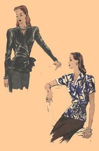 blouse,1944
