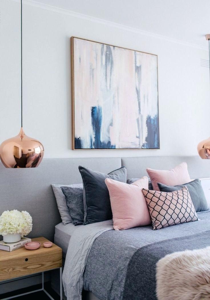 grau rosa blau schlafzimmer erröten weiße und graue schlafzimmer inspiration loft schlafzimmer und badezimmer ideen #ideasparadormitorios