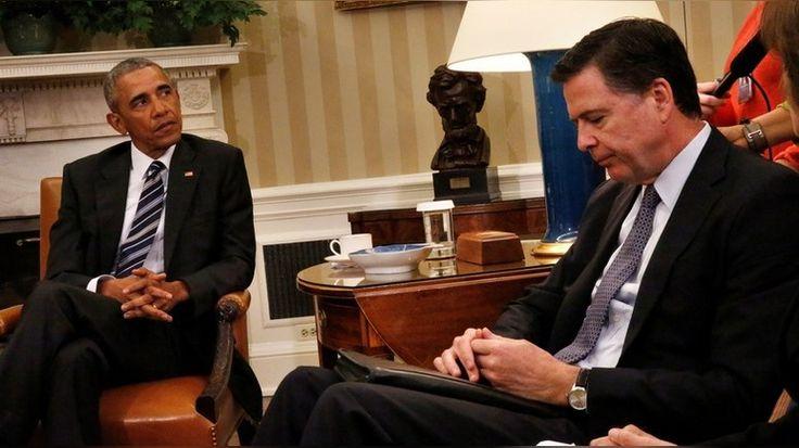 Newsweek: администрация Обамы мешала ФБР рассказать о «российском влиянии» http://kleinburd.ru/news/newsweek-administraciya-obamy-meshala-fbr-rasskazat-o-rossijskom-vliyanii/