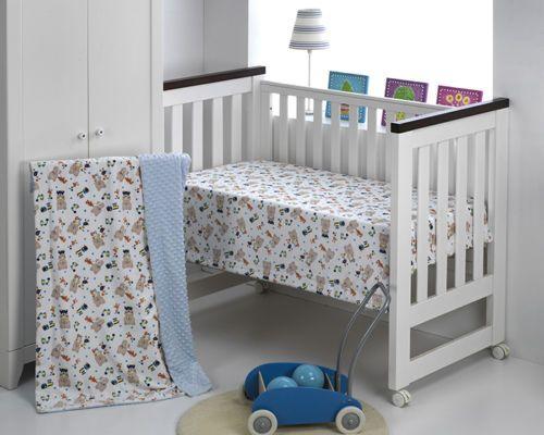 Manta-para-cuna-Baby-blanket-Manta-bebe-2-tamanos-Poliester-microfibra