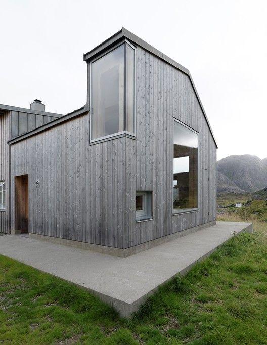 Summer House Gravråk,© Carl-Viggo Hølmebakk