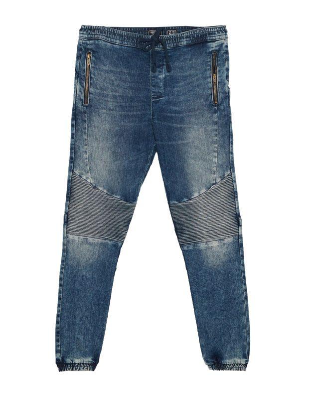 Jeans jogging biker - Novedades - Hombre - PULL&BEAR Guatemala
