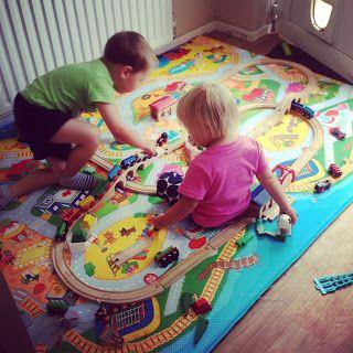 Dwinguler Playmat