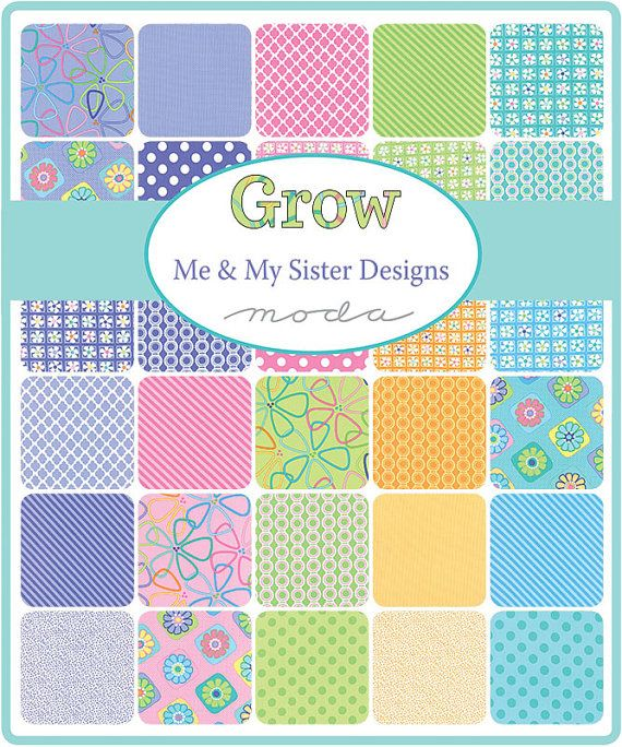 Grow Layer Cake By Me And My Sister For Moda By