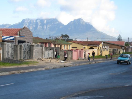 this is a township of Gugulethu were both Mr and Mrs Mangaliso used to live