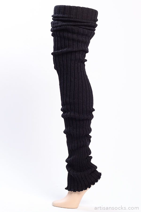Thigh high leg warmers might be interesting~  .//w//.  Any thoughts on cute and comfy ways to spruce up simple leggings and a tank top??~