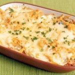 Receita de Bacalhau Gratinado é fácil de se fazer e que normalmente todos gostam. Em Portugal o bacalhau faz parte de algumas tradições, existindo diversas formas de o cozinhar.