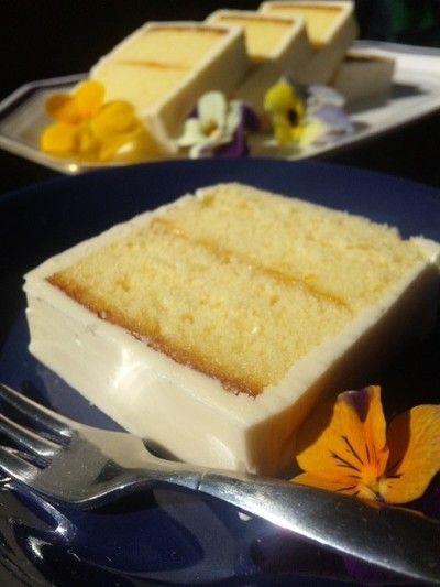 バタークリームケーキ by korariさん | レシピブログ - 料理ブログの ...