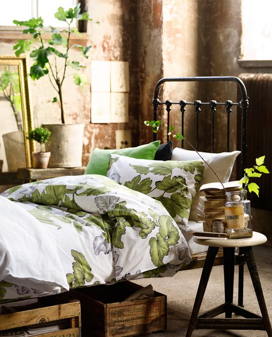 Die besten 25+ Metallbett ikea Ideen auf Pinterest Leirvik bett - schlafzimmer mit metallbett