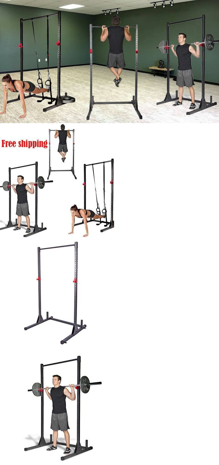 Pull Up Bars 179816: Home Pull Up Bar Stand Station Fitness Exercise Free Standing Rack Lifting Gym -> BUY IT NOW ONLY: $139.49 on eBay!