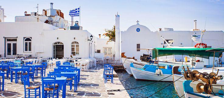 Griechenland, Insel, Urlaub