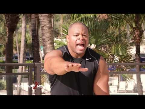 Senior Exercise with National TV Host Curtis Adams - YouTube