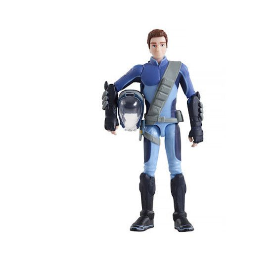 Scott Tracy Thunderbirds Action Figure | Shop online at DirectToys NZ