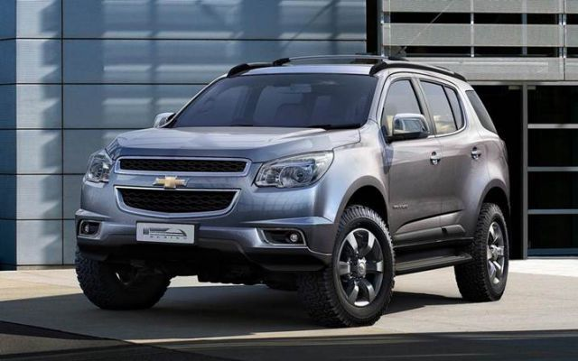 2018 Chevrolet Trailblazer Colors Release Date Redesign Price
