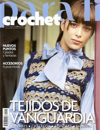 Para Tí Crochet Nº 08 - Melina Crochet - Picasa Webalbumok