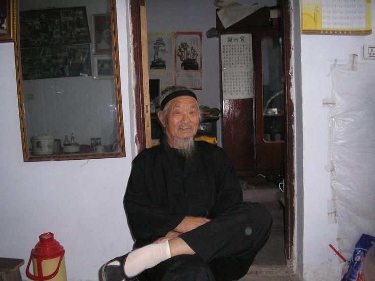 Даосский монах Инь Чжуншань, которого чаще называют Лао Инь — «старина Инь» (фото Дионис Че Facebook)