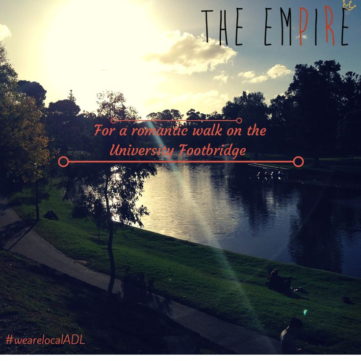 Need to escape work or are simply stuck for things to do?  Why not take a relaxing walk along the Torrens River?  We sure will... Drink it in, it always goes down smooth #adelaide. #wearelocalADL #empirepr #southaustralia #adelaide #australia