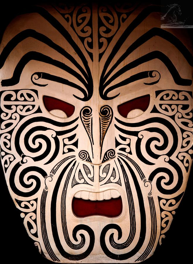 Ruaumoko - The Maori God of Earthquakes, Volcanoes and Seasons...Hell's Gate, NZ.