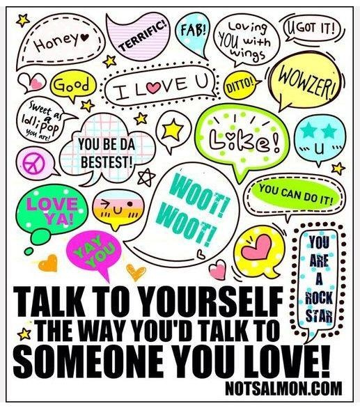 Positive Self-Talk via Dr. Melanie Greenberg