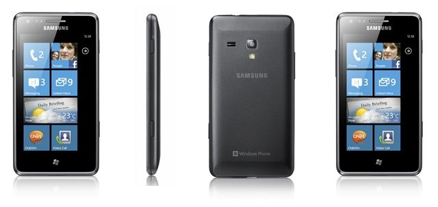Samsung Omnia M (GT-I8350), another windows phone by Samsung