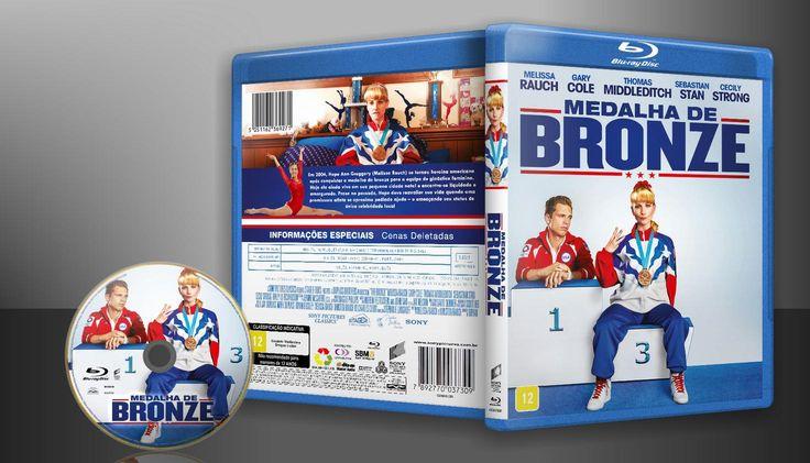 Medalha De Bronze (Blu-Ray) - Capa   VITRINE - Galeria De Capas - Designer Covers Custom   Capas & Labels Customizados