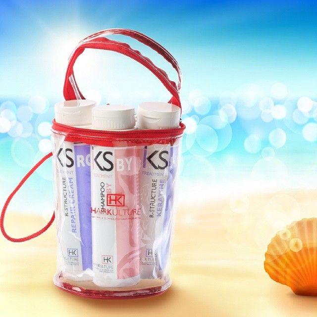 #Beauty H.k.Kair Kulture con all'interno Keratine - Shampoo Baby - Repair Cream al prezzo speciale di euro 60,00 - Solo da tuo parrucchiere H.K.
