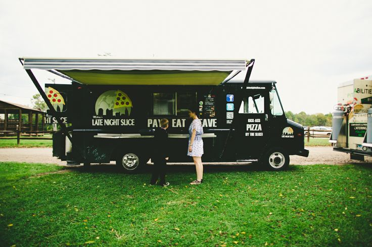 Tea Food Truck