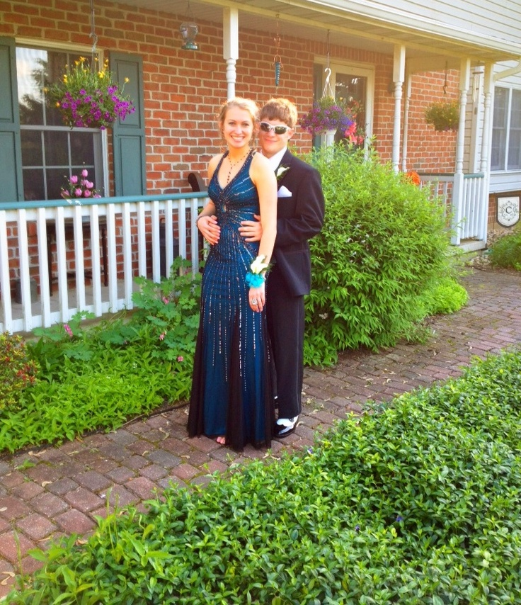 Nicole Cannell and her date Ian Eckels went to the Daniel Boone Junior/Senior Prom at Sunnybrook May 11th. They were both seniors at Daniel Boone.