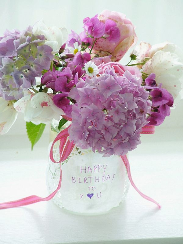 Find This Pin And More On Birthday Flowers