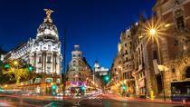 Recorrido turístico nocturno por Madrid con espectáculo de flamenco opcional, Madrid