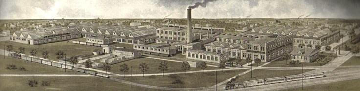 Oliver Typewriter Company - Woodstock, IL