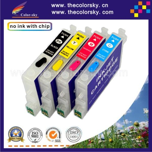 (RCE431-441-454) refillable refill ink cartridge for Epson T0441 - t0444 44 stylus CX6600 CX4600 C64 C66 free shipping Nail That Deal http://nailthatdeal.com/products/rce431-441-454-refillable-refill-ink-cartridge-for-epson-t0441-t0444-44-stylus-cx6600-cx4600-c64-c66-free-shipping/ #shopping #nailthatdeal