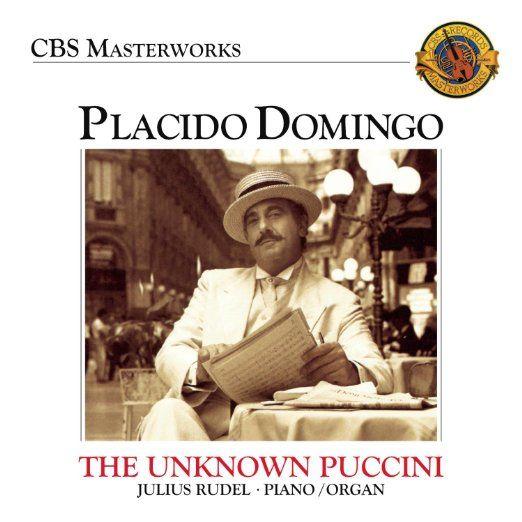 Puccini - Unknown Rarita' Per Voce Sola EURO 10,90