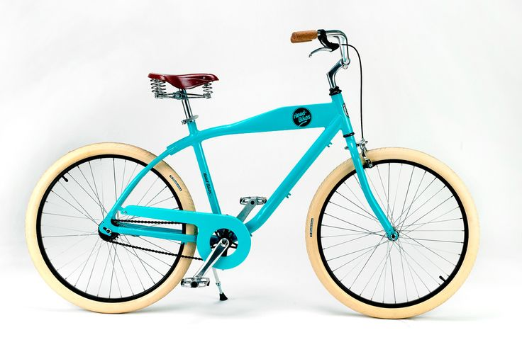 Bici Hood One Royal con cuadro de aluminio y 3 velocidades de Hood Bikes